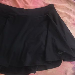 Nike Dri-Fit black skirt skort